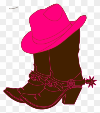 a9eb36ed66bb1 Cowgirl Clip Art Free - Cowgirl Boots Clip Art - Png Download