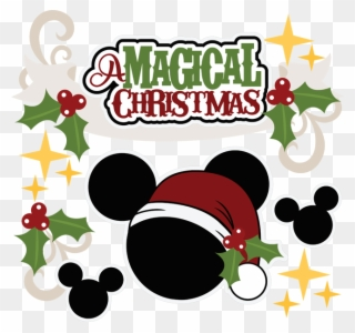 Free Png Disney Christmas Clip Art Download Pinclipart