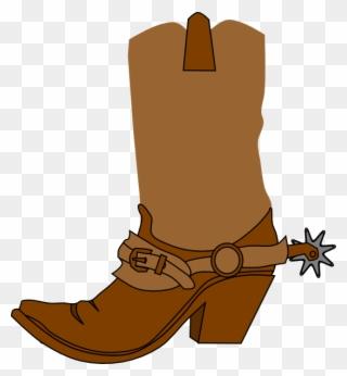 f3f38a27add9 Clip Art Western Boots Clipart - Cowboy Boot Clipart Transparent - Png  Download
