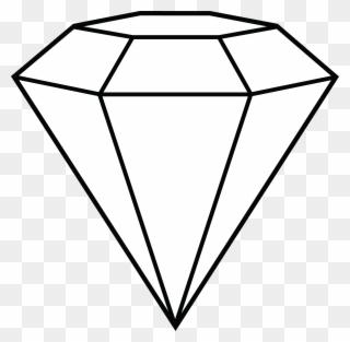 Diamond white. Free png clip art