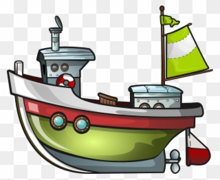Free Png Fishing Boat Clip Art Download Pinclipart
