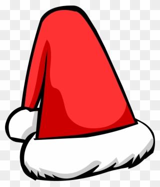 1963437be Download Vector Santa Hat Clipart - Cartoon Santa Hat Png Transparent Png
