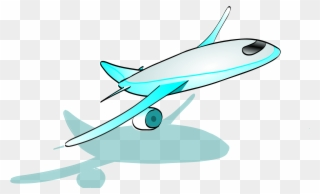 Clipart Airplane Cartoon Sprout Flying Plane Gif Png Transparent
