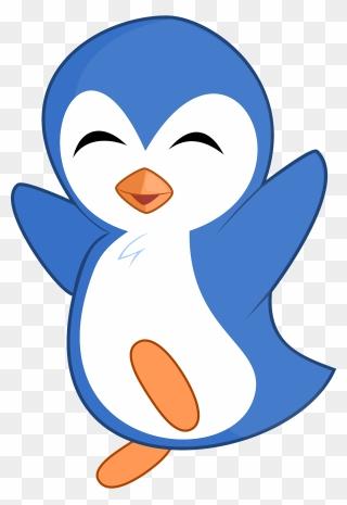 Tux Penguin Clip Art - Imagen De Tux Paint Para Pintar - Png Download  (#752831) - PinClipart