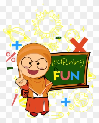 Anak Kartun Muslim Png Clipart Cartoon Child Cartoon Anak Muslim Png Transparent Png 28331 Pinclipart