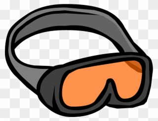 f9f59c4b36a Diving Clipart Goggles - Ski Goggles Clipart Transparent - Png Download