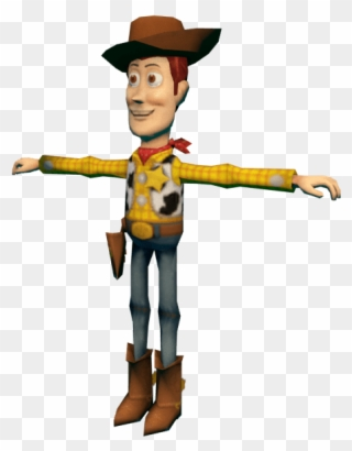 Woody Toy Story 3 The Video Game Clipart 1042985 Pinclipart