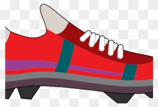 Gym Shoes Clipart Sneaker - Clipart Football Shoes - Png Download bfdc92081