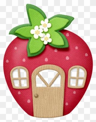 Logo Moranguinho Clipart Strawberry Shortcake Casa Da