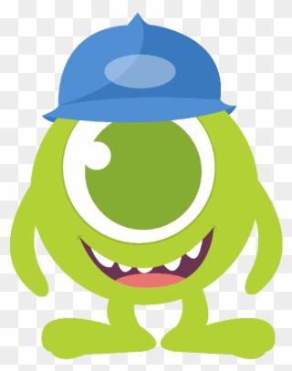 Monsters Inc Clip Art Free Clipart De Monster Party Monster Inc