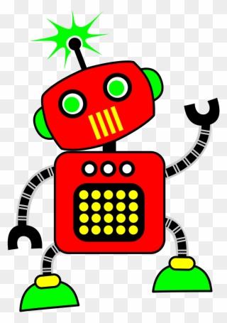 Free Png Robot Clipart Clip Art Download Pinclipart