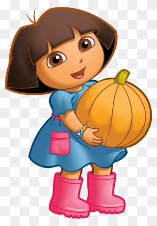 Free Dora The Explorer Clip Art with No Background - ClipartKey
