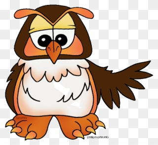 Animals Clip Art By Phillip Martin Owl Animals Clip Art Gif Png Download 1203657 Pinclipart