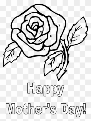 Graphic Library Stock 2017 Drawing Mother S Day Happy Mother Day Drawing Clipart 1233030 Pinclipart