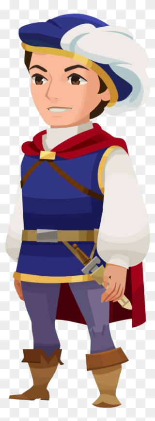 Beauty And The Beast Prince Adam Clipart - Full Size Clipart (#2385369) -  PinClipart