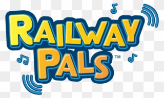 Thomas And Friends Logo Png Png Library Download Thomas Friends Railway Pals Clipart 1323728 Pinclipart