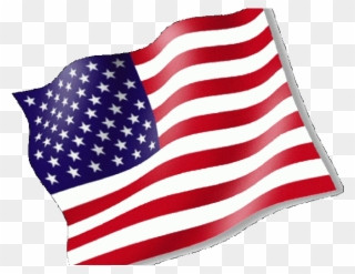 Statement Flag Clipart American Flag Gif American Flag No Background Png Download 1385481 Pinclipart