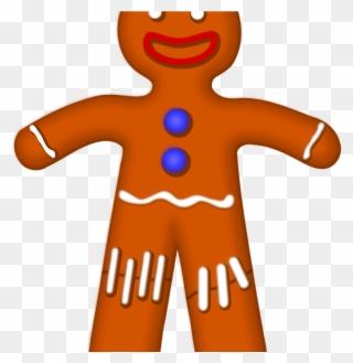 Free Gingerbread Man Clip Art, Download Free Clip Art, Free Clip Art on  Clipart Library