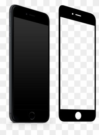 Iphone 7 Clipart Transparent Background Iphone 6s Plus Black Png Download Full Size Clipart 1519895 Pinclipart
