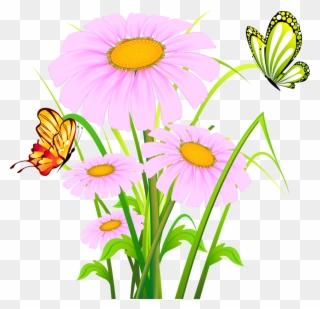 Stitch Png Flores Flores En Formato Pgn Clipart 49901 Pinclipart