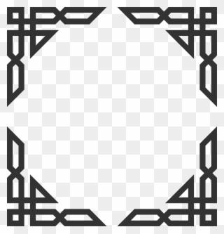 islamic corners ornamentsart ornamen islami clipart full size clipart 166456 pinclipart islamic corners ornamentsart ornamen