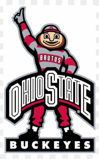 Ohio State Buckeyes Logo Clip Art Ohio State Buckeyes Png
