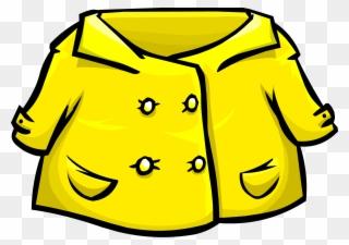 4071d08f2f1 Banner Free Stock Rain Coat Clipart - Yellow Raincoat Clipart - Png Download