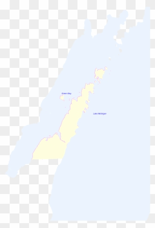 Map Of Wisconsin Highlighting Kenosha County - Wisconsin County Map Door County Web Map on