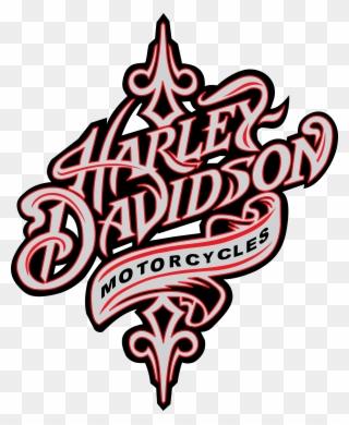 Plantilla de Harley Davidson