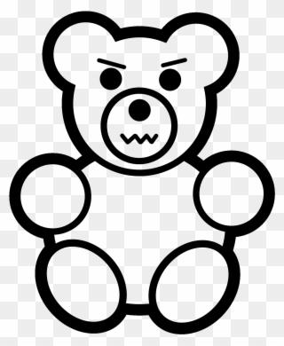 Gummy Bear Clipart Drawn