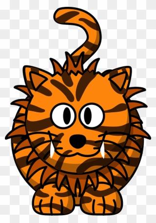 440 Koleksi Gambar Animasi Harimau Keren Gratis