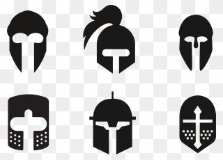 Motorcycle Helmet Knight Silhouette Motorcycle Helmets Png Clipart