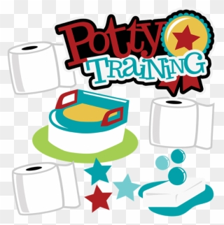 485154ab6d69 Potty Training Clipart - Toilet Training Clip Art - Png Download
