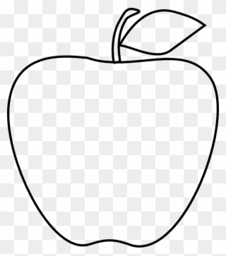 Line Drawing Of Apple At Getdrawings Com Drawing Apple Clipart 28117 Pinclipart