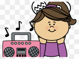 Transparent Clipart Image Man Listening Music With - Transparent Background  Music Png, Png Download , Transparent Png Image - PNGitem
