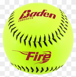 For The Fire Dragons Bright Flaming Softball Fire Dragon, - Draw A Baseball  - Free Transparent PNG Clipart Images Download