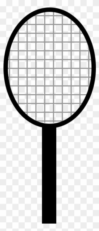 Big Image Png Tennis Racket Clipart 15246 Pinclipart