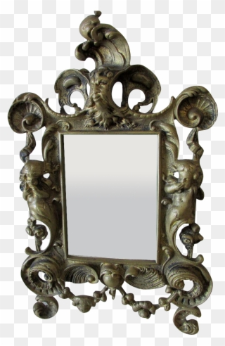 Free PNG Mirror Frame Clip Art Download - PinClipart