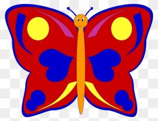 Schmetterling Basteln Schmetterlinge Aus