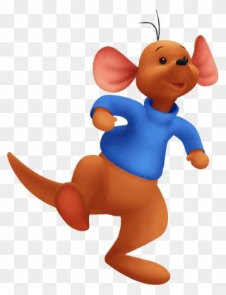Winnie The Pooh Eeyore Piglet Roo Kanga - Frame Transparent PNG