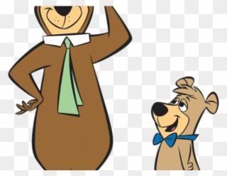 Yogi Bear Asks For Canned Food To Be Donated To The Happy Birthday From Yogi Bear Clipart 676084 Pinclipart