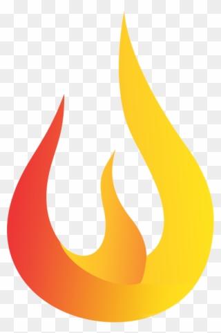 Flame Bonfire Transprent Free Logo Llama De Fuego Png