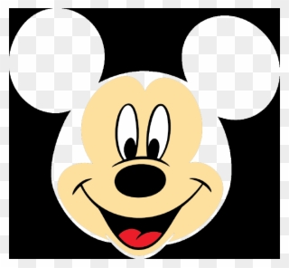 2bd3c4e43e3d9 Mickey Mouse Nataliemarie-13 - Mickey Mouse Head Transparent Background  Clipart