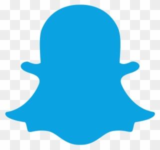 Snapchat Logo Clipart - Social Media Icons Png Snapchat ...