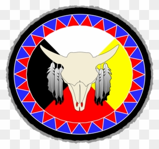 This Clip Art Depicts A Medicine Wheel - Lakota Medicine Wheel Clipart -  Free Transparent PNG Clipart Images Download