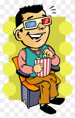 See A Movie Clipart Gif