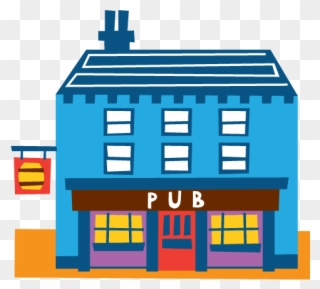 Irish Pub Label Design Clipart 2379606 Pinclipart