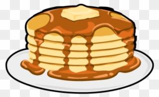 Pancake Clipart Transparent Background - Pancakes Clip Art ...