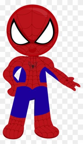 Baby Superheroes Clipart Homem Aranha Baby Png Transparent Png