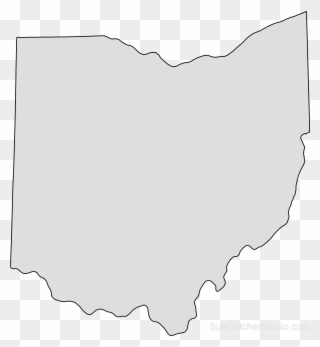 Free Png Ohio Map Clip Art Download Pinclipart